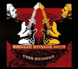 PINO DANIELE - BOOGIE BOOGIE MAN - NEW CD