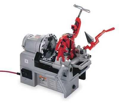 Ridgid 61142 Pipe Threading Machine14 To 1-12 In