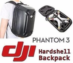 NEW* DJI PHANTOM 3 HARDSHELL PACK DJI - Phantom 3 Hardshell Backpack (DJI logo) - DRONE TOYS ENTERTAINMENT 92245810