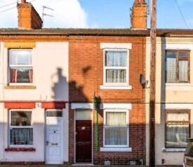 House to let. Burder st. Loughborough