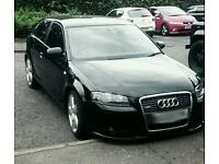 Audi A3 Sline 2l Tdi