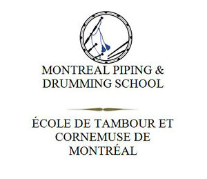 Bagpipes and Drumming Lessons - Cours de Cornemuse et Tambour