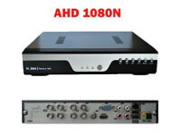 8 Channel 1080N AHD CCTV Digital Video Recorder
