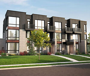 Pre-Construction Townhomes in Markham