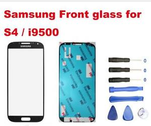 Band New Replacement Glass Samsung S4 i9500 with tool kit