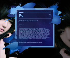 PHOTOSHOP CS6 EXTENDED for MAC or PC