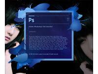PHOTOSHOP CS6 EXTENDED EDITION...MAC/PC