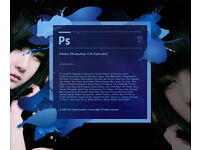 ADOBE PHOTOSHOP, INDESIGN, ILLUSTRATOR CS6,etc... PC or MAC