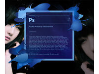 ADOBE PHOTOSHOP CS6 EXTENDED (PERMANENT)