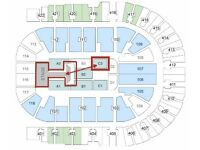 2 x Ariana Grande Tickets. Block C3. Friday 26th May. O2 Arena