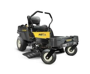 Save $250 at Agriterra Equipment in High River on the Cub Cadet RZT L34 zero turn riding lawn mower!