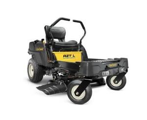 Save $250 at Bud's Small Engine on the Cub Cadet RZT L34 zero turn riding lawn mower!