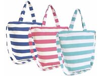 Lovely canvas bag with free purse of your choice :)