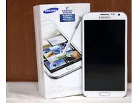 Samsung Galaxy Note 2 Unlocked White