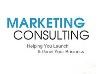 MARKETING CONSULTANCY £10 PER HOUR