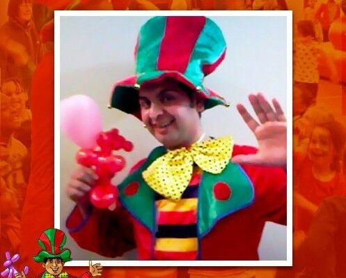 CLOWN & MASCOTS hire MINNIE MICKEY MOUSE SPIDERMAN BATMAN childrens birthday party kids entertainer