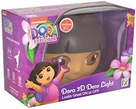 3D Light Dora the Explorer