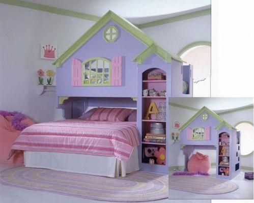 Girls Bunk Beds eBay