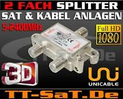 Unicable Splitter