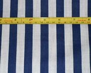 Nautical Stripe Fabric