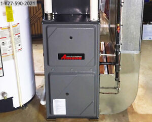 Furnaces & Air Conditioners - Rental/Finance | 100% Approval