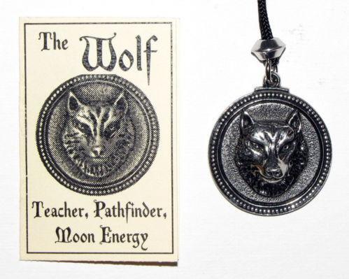 Celtic Wolf Pendant Ebay