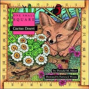 Cactus Desert, Silver, Donald M.
