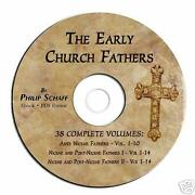 Early Church Fathers
