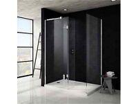 Walk in Shower Tray 160x80cm - New