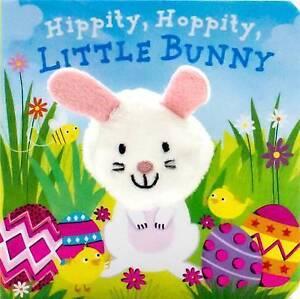 Hippity, Hoppity, Little Bunny by Parragon Books Ltd 9781474820257