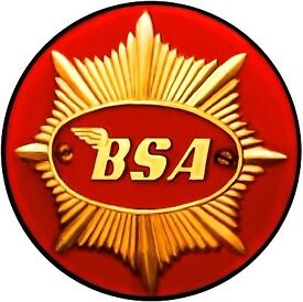BSA C15 Engine & Parts Wanted