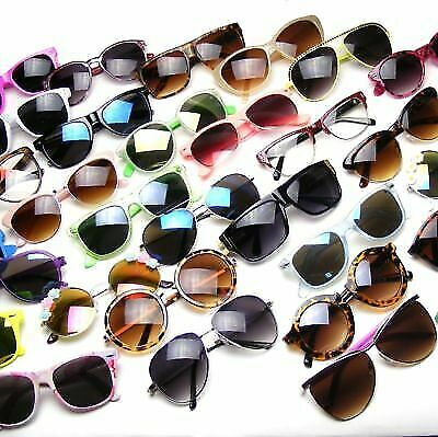 Bulk Lot Wholesale Sunglasses Eyeglasses 15 to 100 Pairs Men Women.Kids (Eyeglasses Shades)