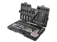 Halfords 170 piece socket set