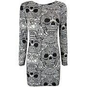 Girls Skull T Shirt