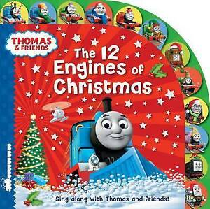 Thomas & Friends The 12 Engines of Christmas (Th, , New