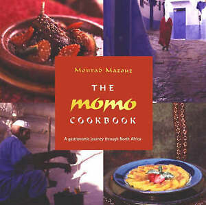 Momo Cookbook, Mazouz, Momo, Very Good Book