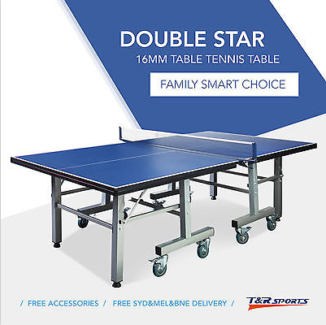 Professional TableTennisTable with BAT NET COVER $269.99 ONLY