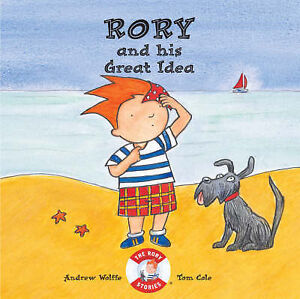 Rory and His Great Idea (Rory Stories), Wolffe, Andrew, Very Good Book