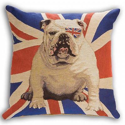 Bulldog cushion ebay for Style my bedroom