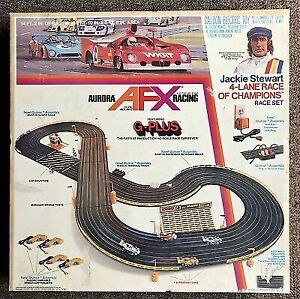 Will buy your old Aurora Afx slot cars sets parts collections