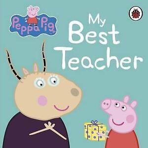 Peppa Pig: My Best T (Board Book)  BOOK NEW