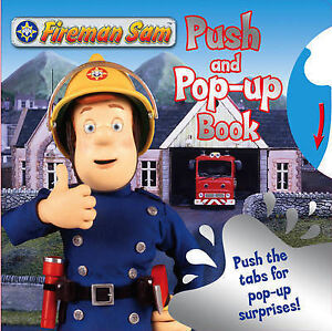 Fireman Sam Pop and Find Book (Pop & Find Book), , Good Book