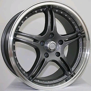 ADR Rims With Kumho Ecsta Le Sports Tires (sets of 4)