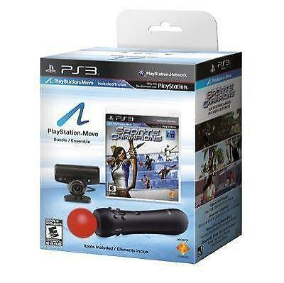 PS3 Move Bundle | eBay