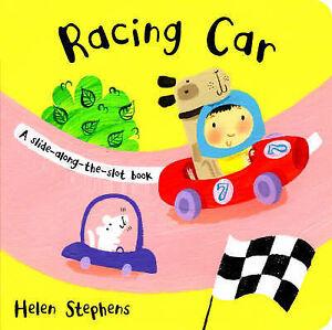 Racing Car Slide Along The Slot Books Good Book