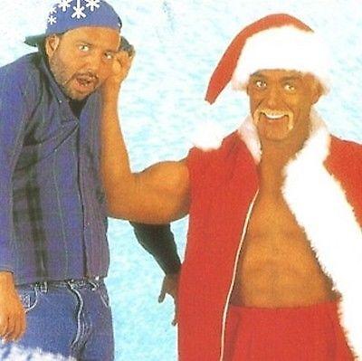 Santa Claus mit Muckis