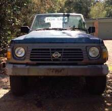 Nissan Patrol GQ 4.2 TD 1995 for parts Nowra Nowra-Bomaderry Preview