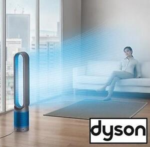NEW DYSON PURE COOL AIR PURIFIER - 125391999 - BLUE/IRON