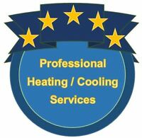 Furnace / AC Upgraded, Install & Repair. Kevin @ (416)-856-1788
