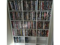 250 Movie DVD's collection
